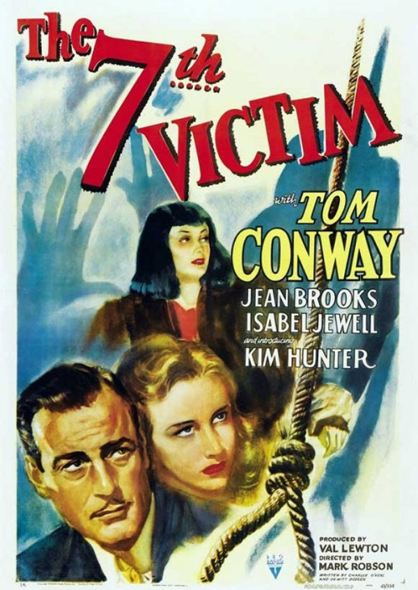 'The Seventh Victim' movie poster