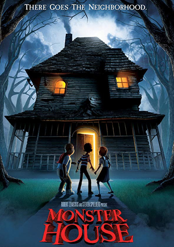 'Monster House' movie poster