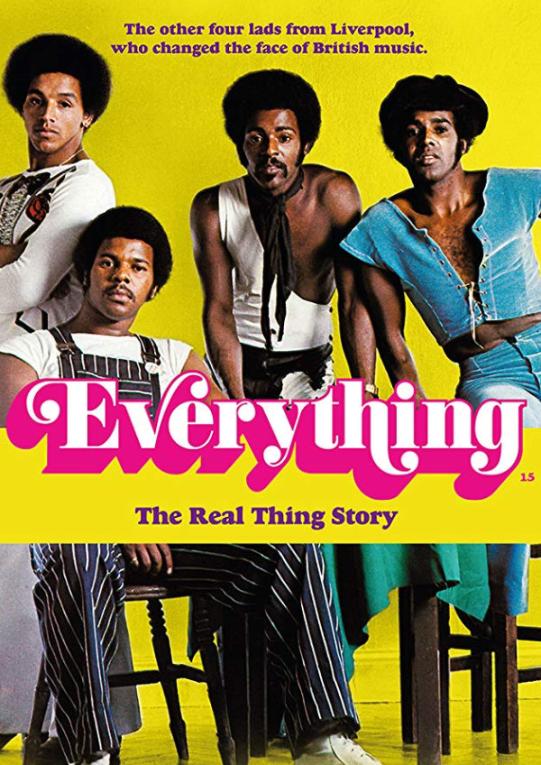 'Everything - The Real Thing Story' movie poster