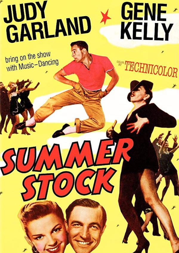'Summer Stock' movie poster