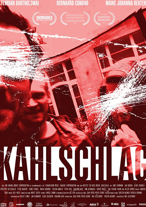 'A Clear Felling (Kahlschlag)' movie poster