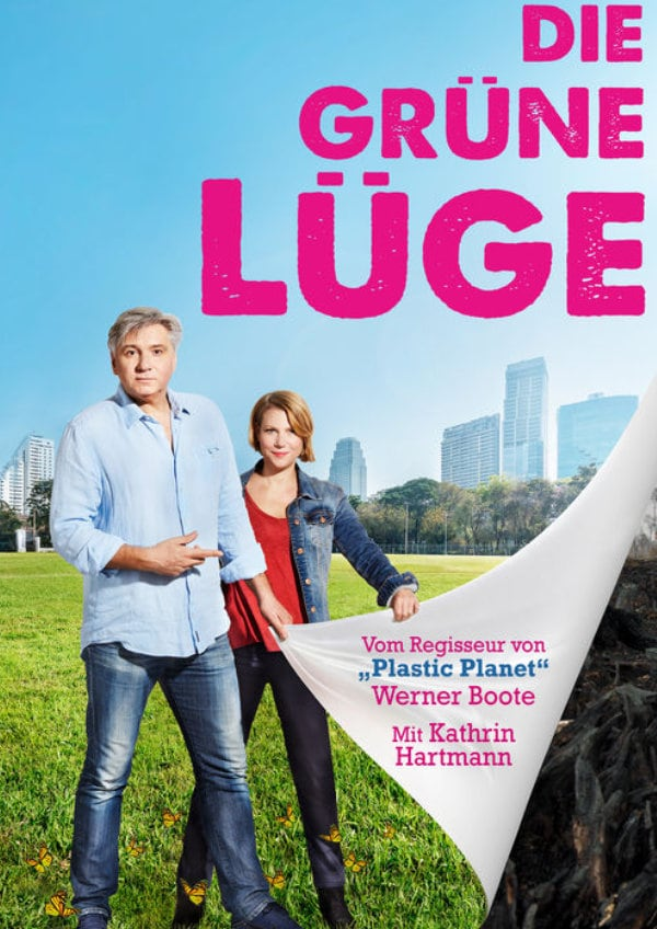 'The Green Lie (Die Grüne Lüge)' movie poster