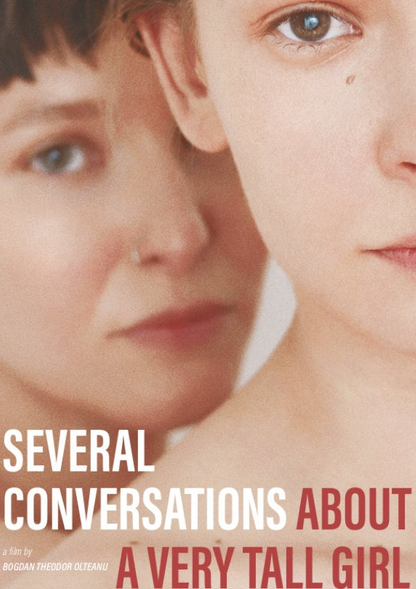 'Several Conversations About A Very Tall Girl' movie poster