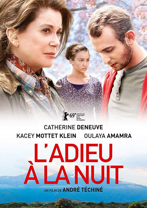 'Farewell to the Night (L'Adieu à la Nuit)' movie poster