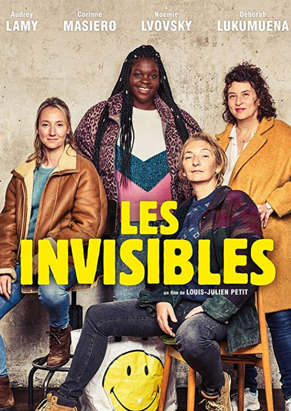 'Invisibles (Les Invisibles)' movie poster