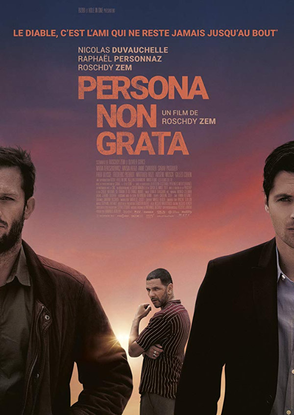 'Persona Non Grata' movie poster