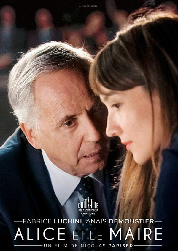 'Alice and the Mayor (Alice et le Maire)' movie poster