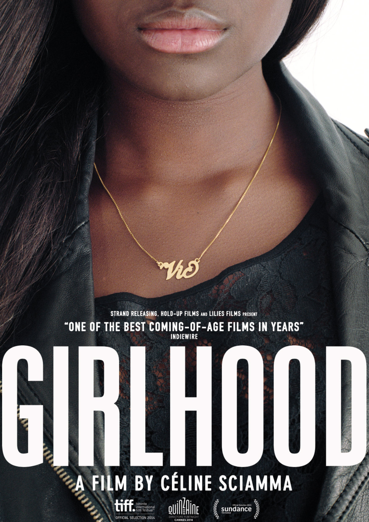 'Girlhood' movie poster