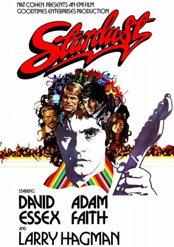 'Stardust (1974)' movie poster