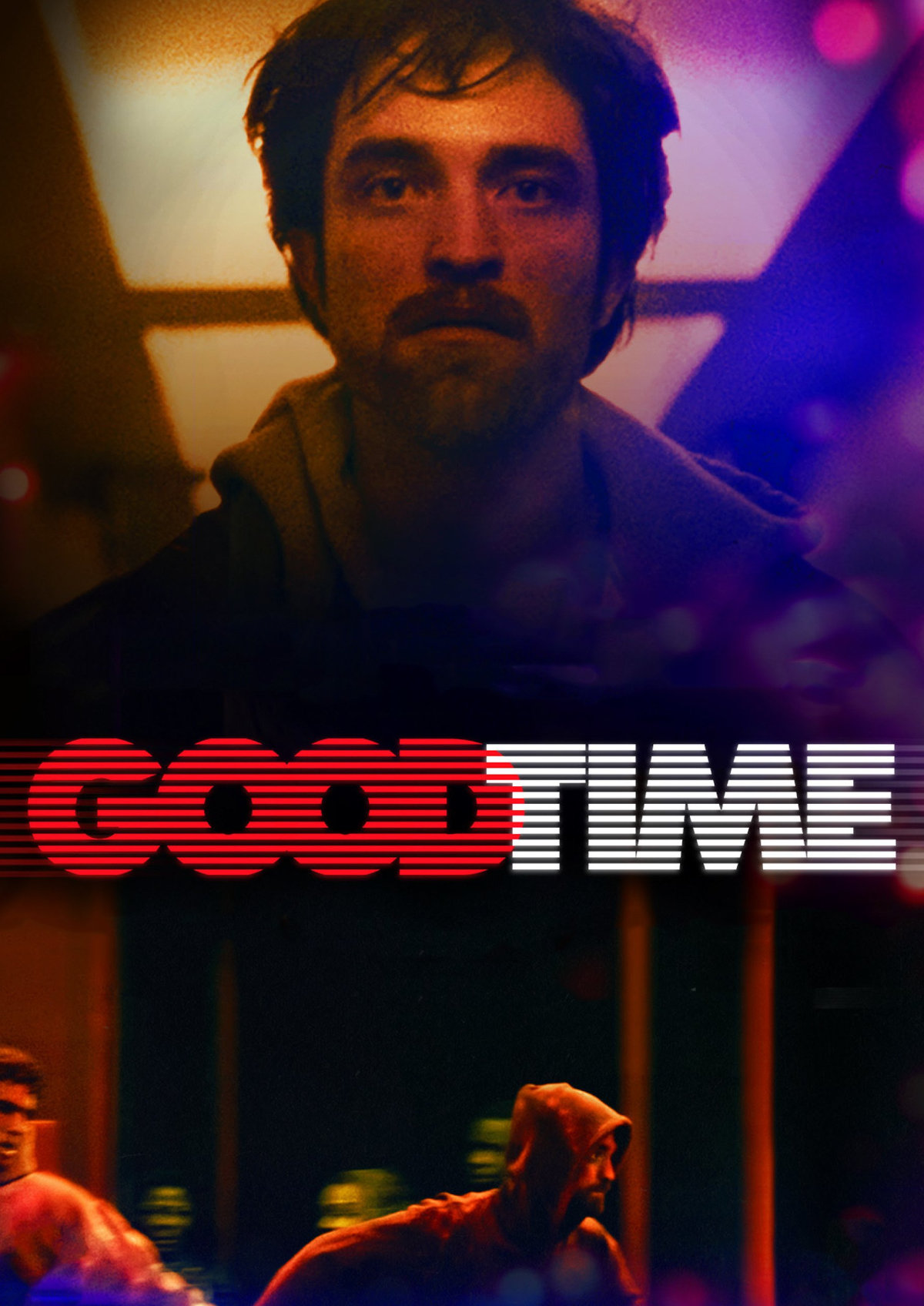 'Good Time' movie poster