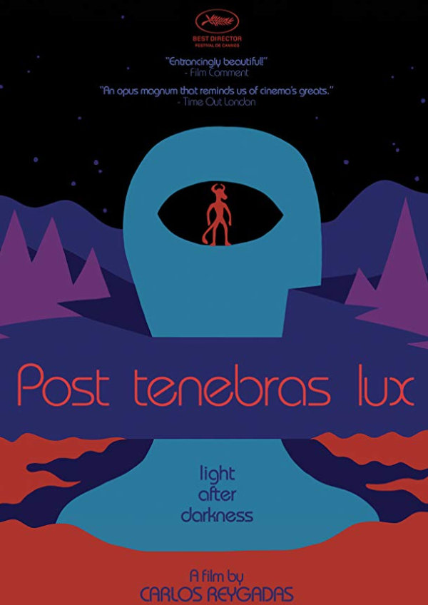 'Post Tenebras Lux' movie poster