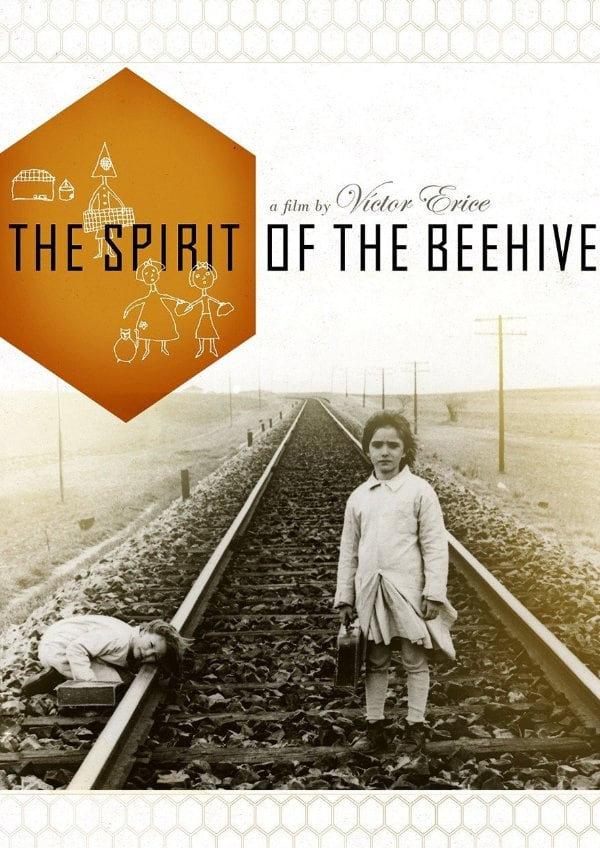 'The Spirit Of The Beehive (El Espiritu De La Colmena)' movie poster