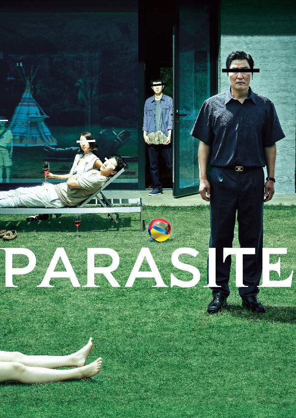 'Parasite' movie poster