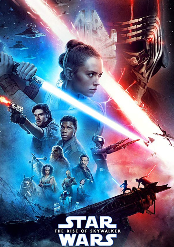 'Star Wars: The Rise of Skywalker' movie poster