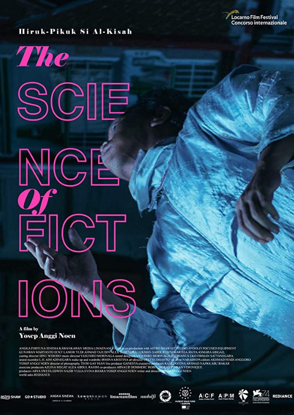 'The Science of Fictions' movie poster
