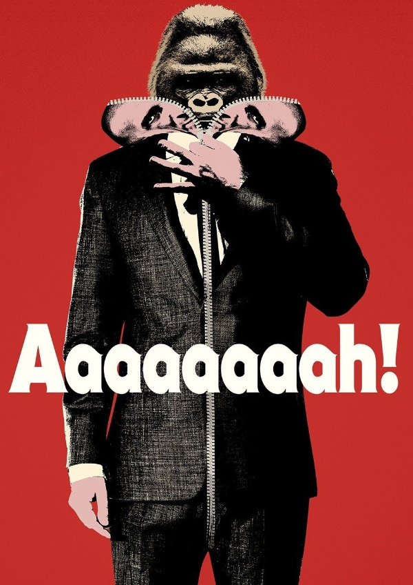 'Aaaaaaaah!' movie poster