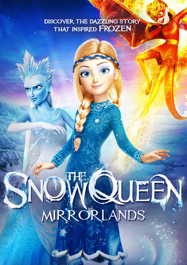 'The Snow Queen: Mirrorlands' movie poster