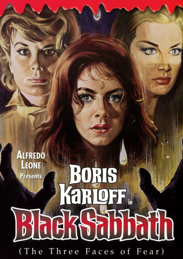 'Black Sabbath (I Tre Volti Della Paura)' movie poster
