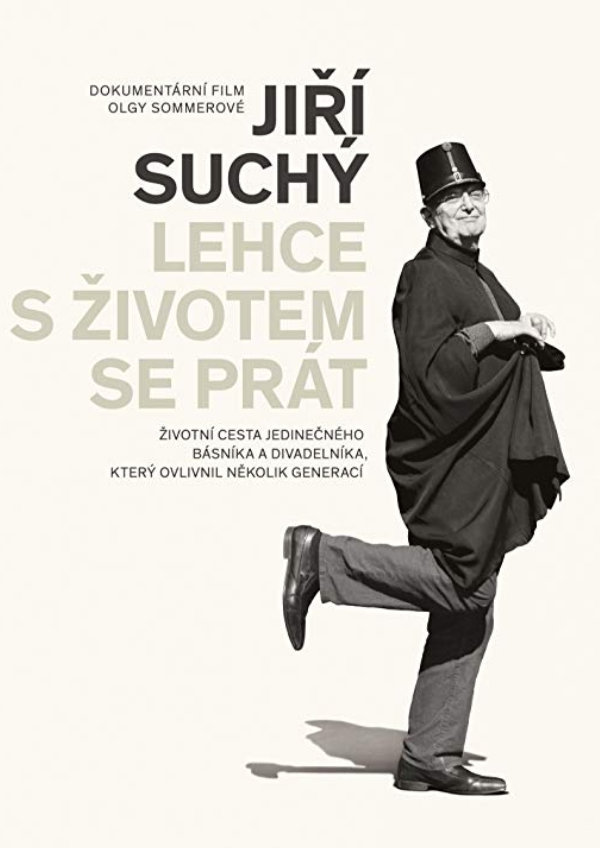 'Jiří Suchý: Tackling Life With Ease' movie poster