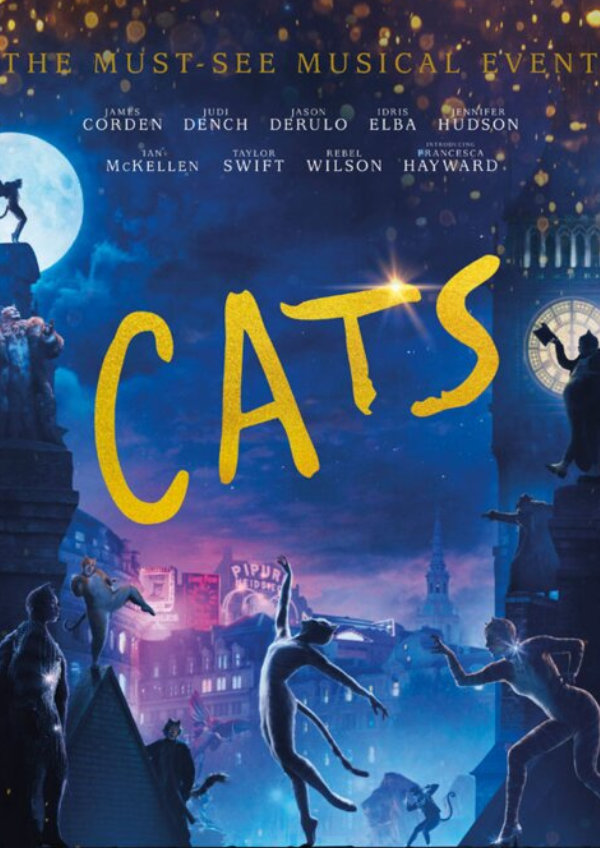 'Cats' movie poster