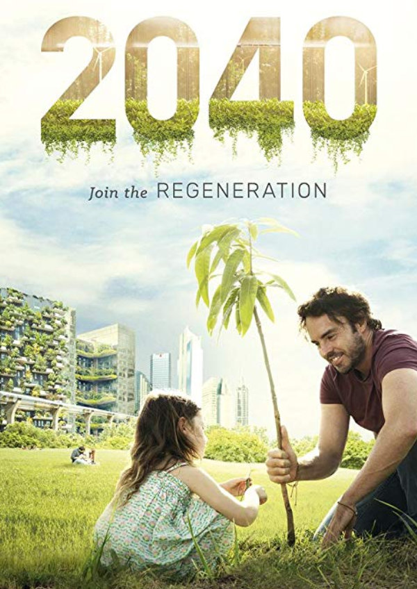 '2040' movie poster
