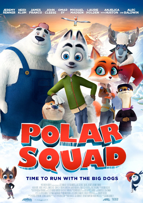 'Polar Squad' movie poster