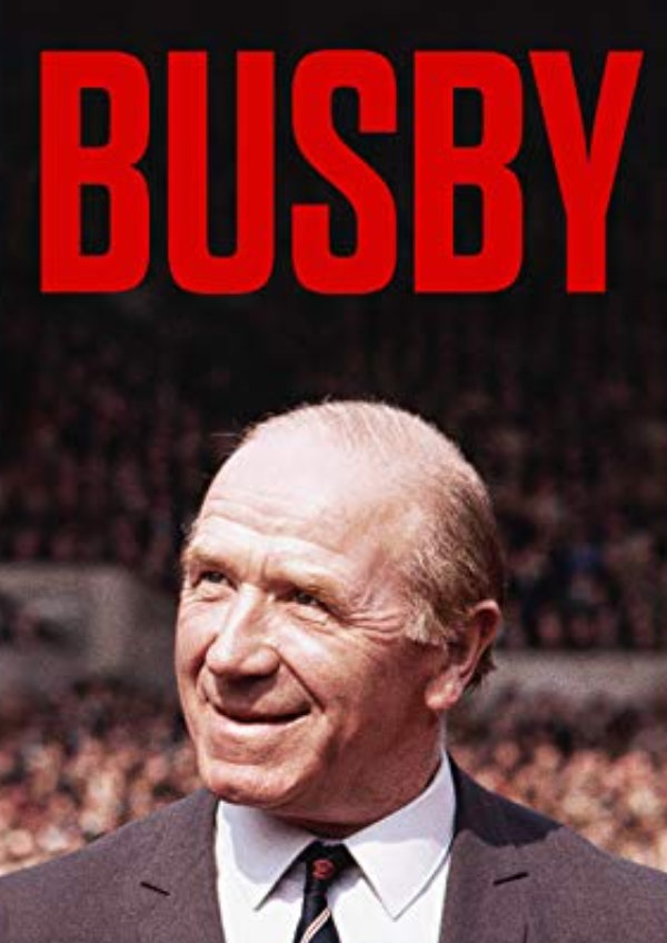'Busby' movie poster