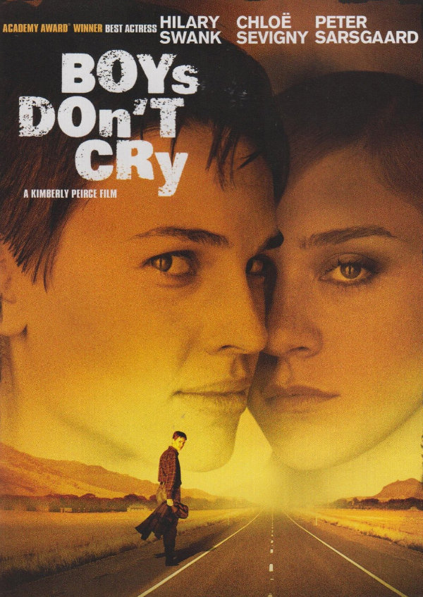 'Boys Don't Cry' movie poster