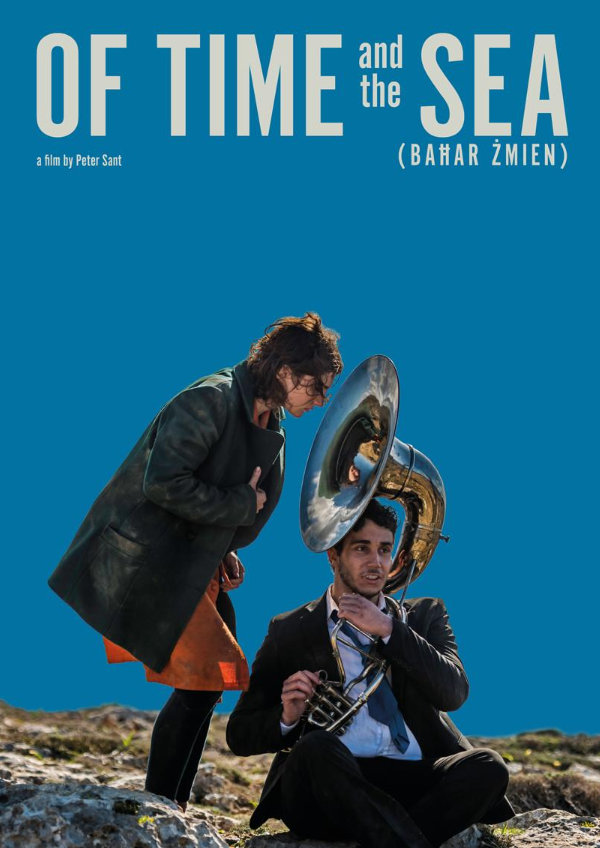 'Of Time And The Sea' movie poster