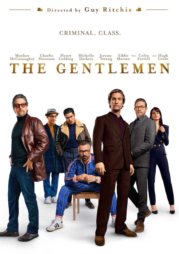 'The Gentlemen' movie poster