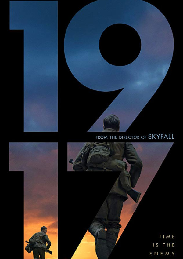 '1917' movie poster