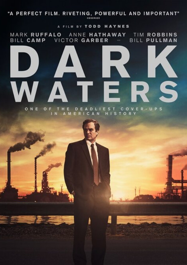 'Dark Waters' movie poster