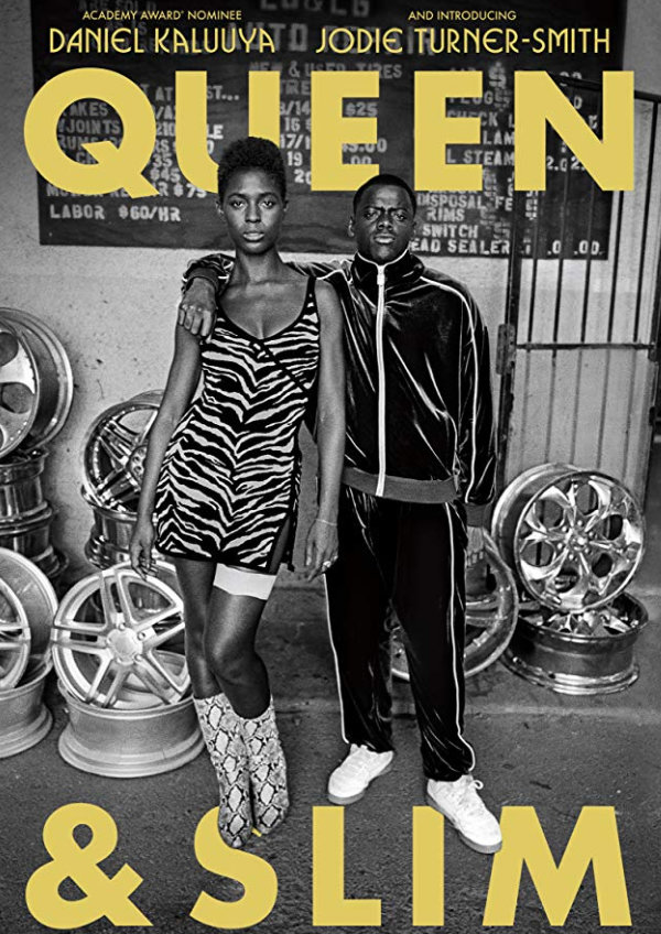 'Queen & Slim' movie poster