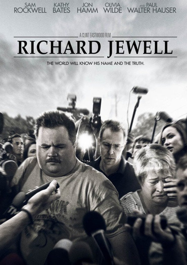 'Richard Jewell' movie poster