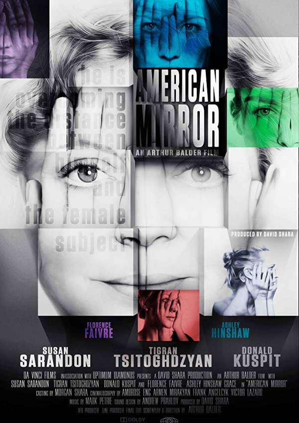 'American Mirror: Intimations Of Immortality' movie poster