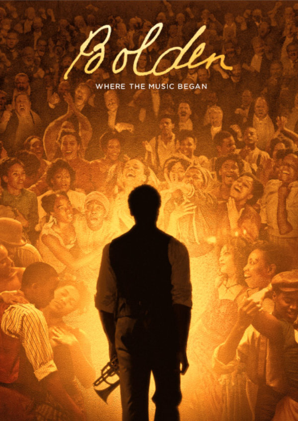 'Bolden' movie poster
