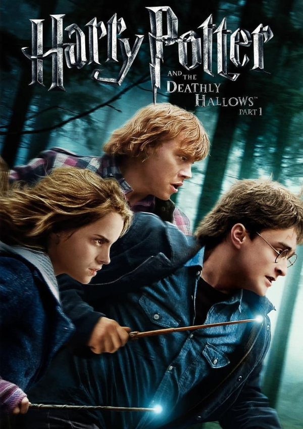 'Harry Potter and the Deathly Hallows: Part 1' movie poster