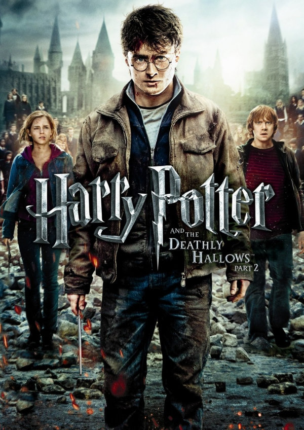 'Harry Potter and the Deathly Hallows: Part 2' movie poster