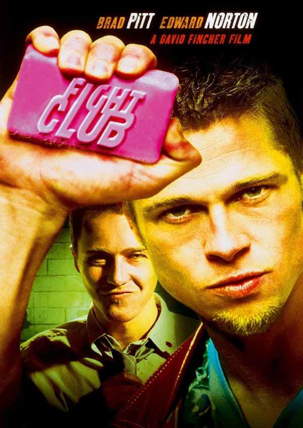'Fight Club' movie poster