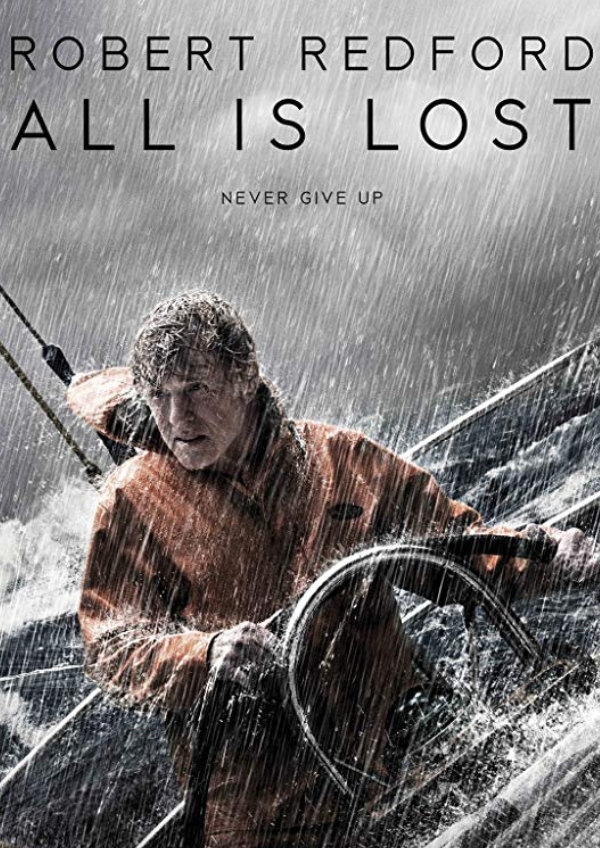 'All Is Lost' movie poster
