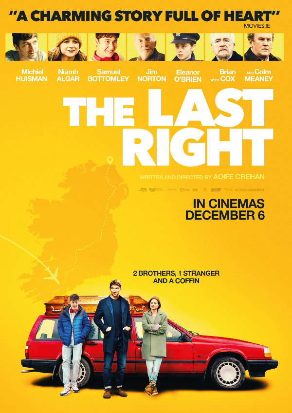 'The Last Right' movie poster
