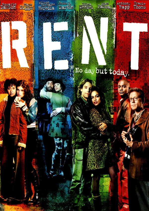 'Rent' movie poster