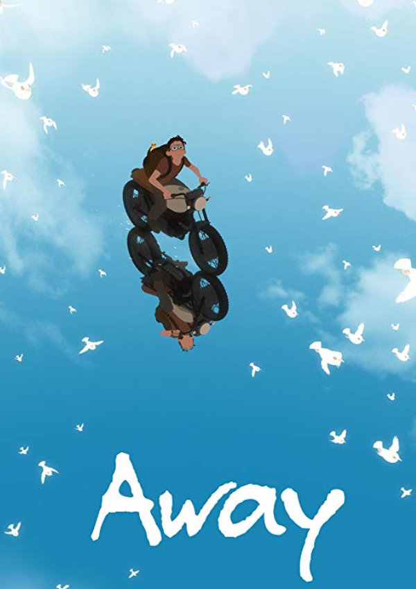 'Away' movie poster