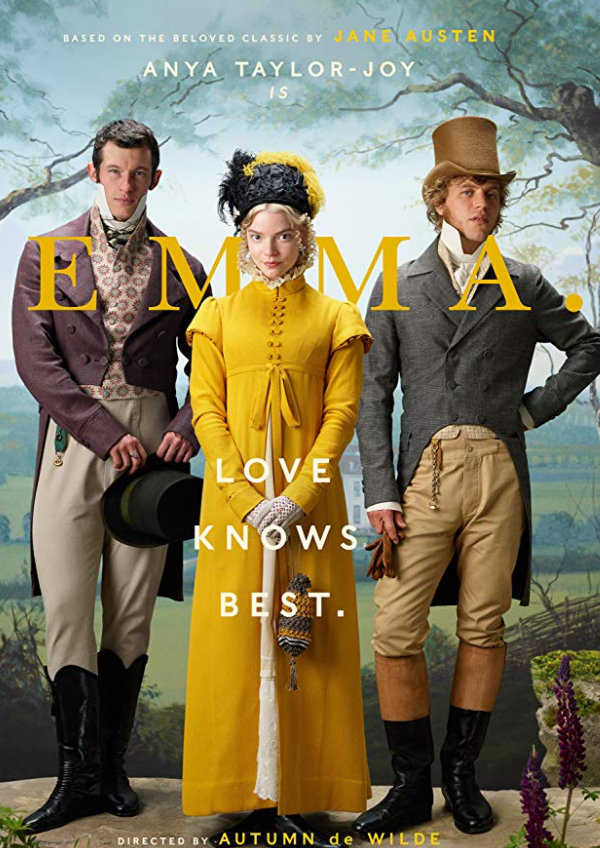'Emma' movie poster