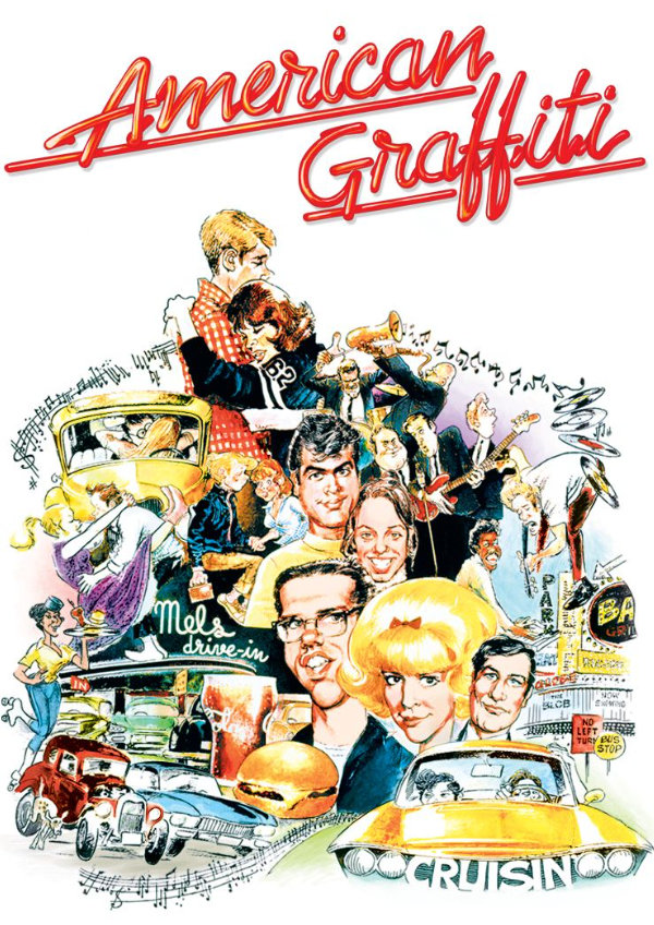 'American Graffiti' movie poster