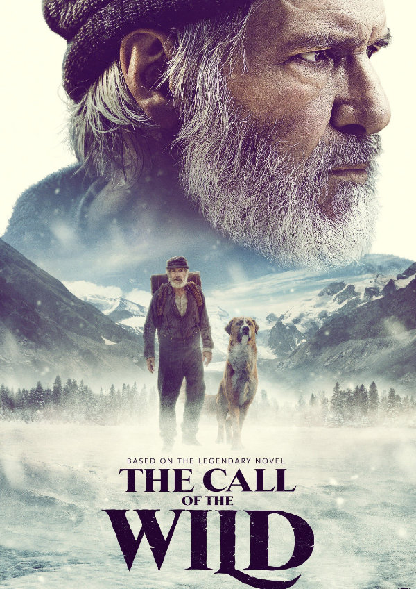 'The Call of the Wild' movie poster
