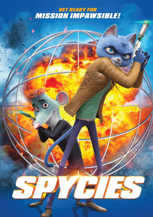 'Spycies' movie poster
