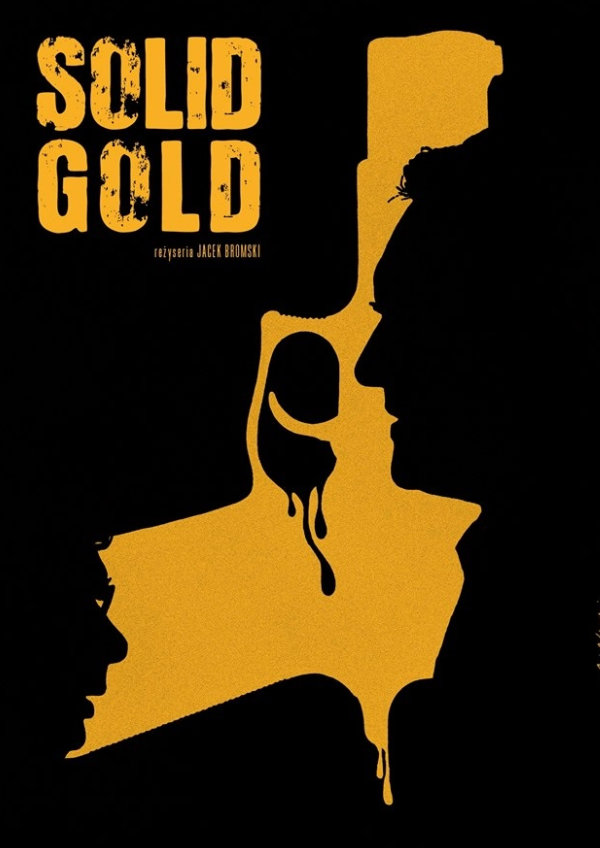 'Solid Gold' movie poster