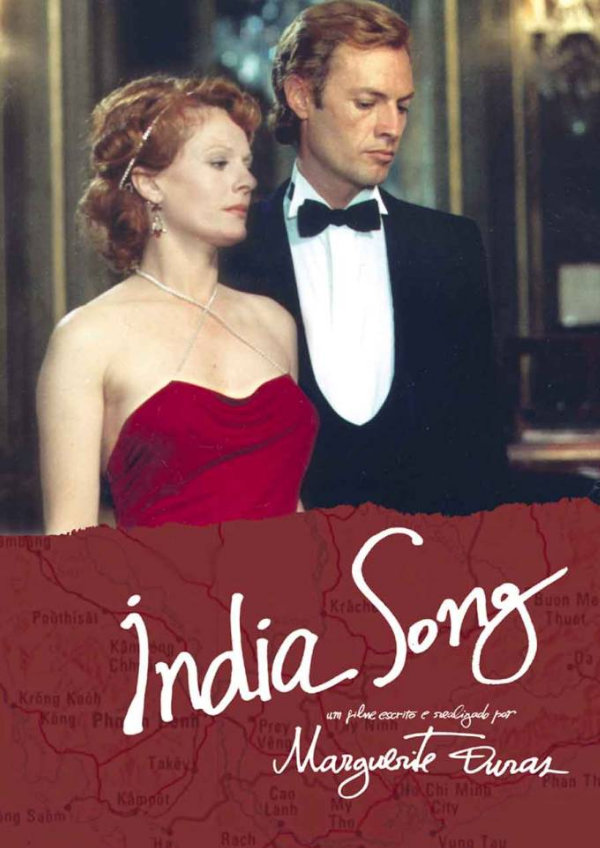'India Song' movie poster