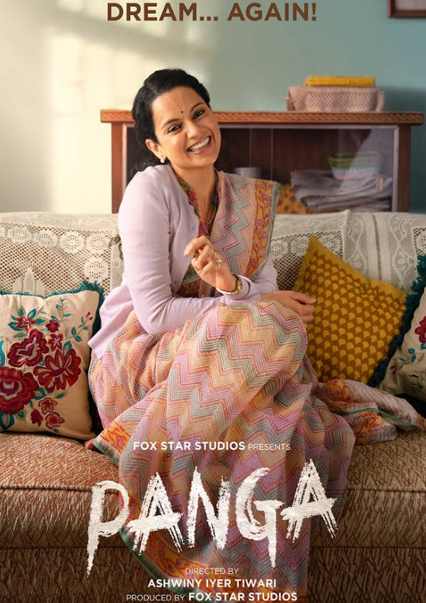 'Panga' movie poster